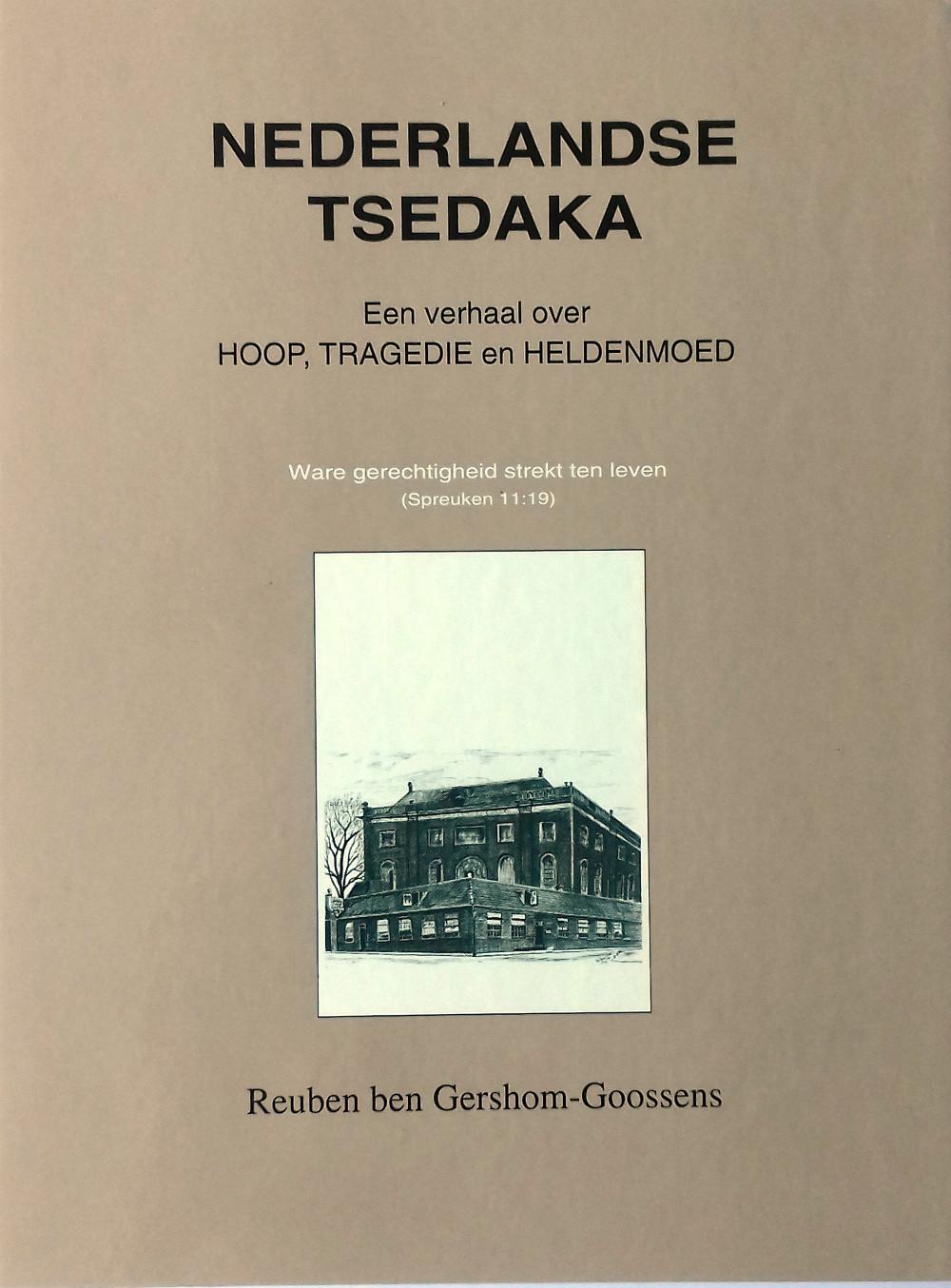 Nederlandse Tsedaka Reuben Ben Gershom Goossens