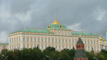 Kremlin in Moskou
