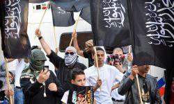 Pro-Isis mars in Den Haag