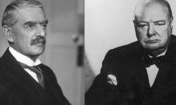 Chamberlain vs Churchill