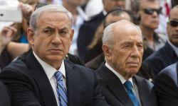 Peres vs Netanyahu
