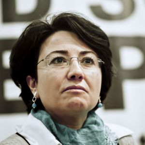 Haneen Zoabi (2012 - Wikimedia)